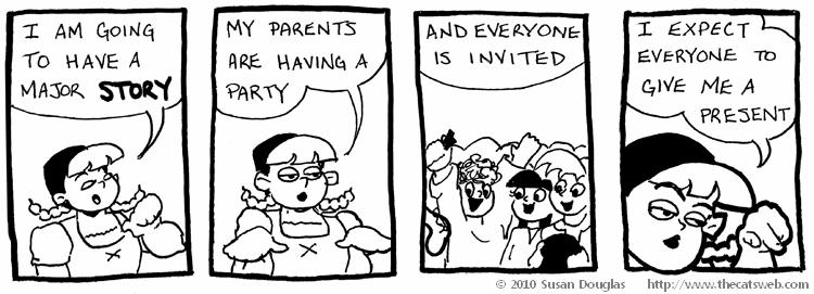 Party Announcement
